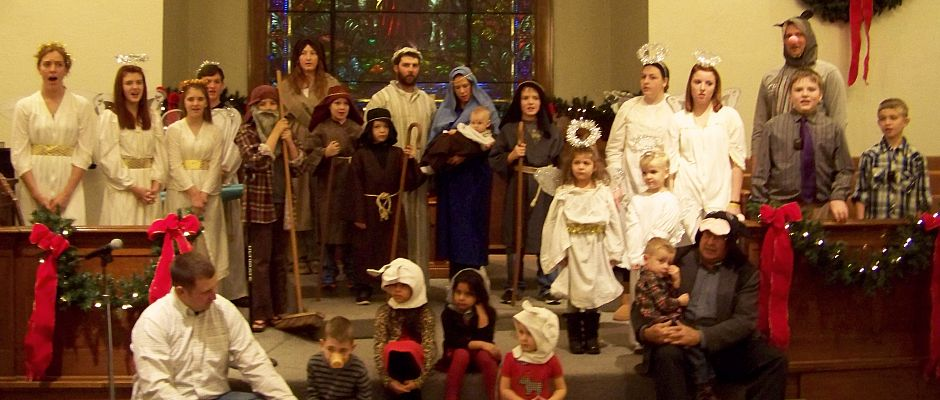 Plattsburg UCC Children's 2013 Christmas Program